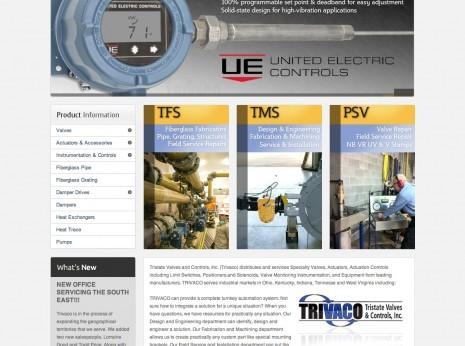 Trivaco Severe Service Valve Distributor, Full Service Valve Automation Center, Custom Fabrication Shop