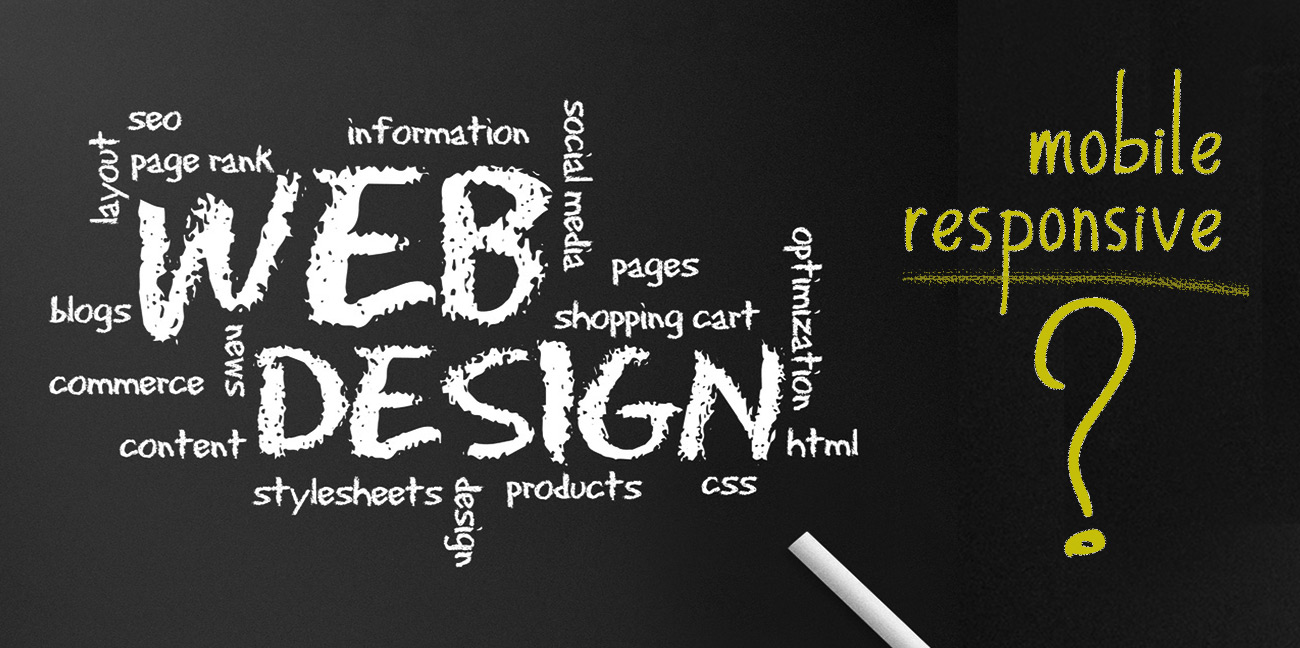 Mobile Website Designs Pt. 1 | Mobile Responsive Web Design Crucial In The Mobile Era