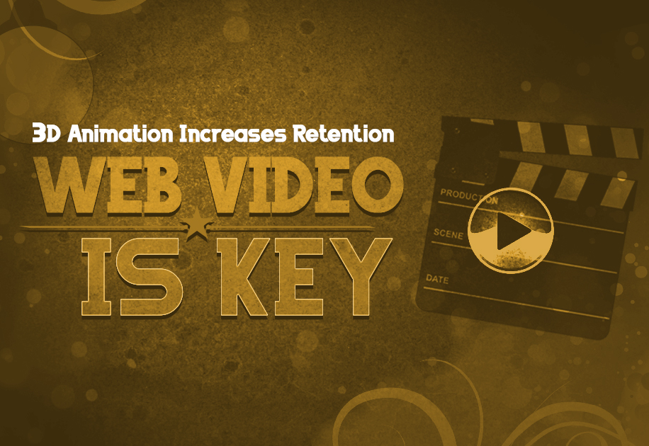 3D Animation Actually Increases Viewer Retention